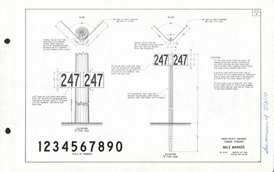 CS-8_1971_Mile-Marker