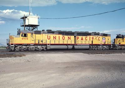 UP 6930, Salt Lake City, June 1984. (Don Strack Photo)