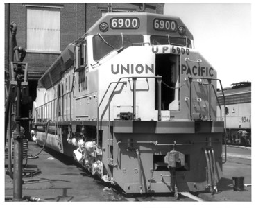 UP 6900. (Union Pacific Historical Collection)