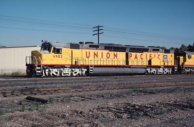UP 6902, Salt Lake City, July 1984. (Don Strack Photo)