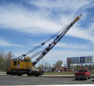 UP-MP-69 rebuilt Ohio April 13, 2012 _AOL Crane facility Bucyrus, OH - D  Egner photo (5)