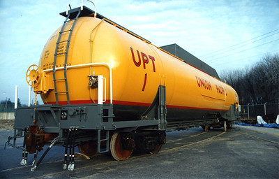 UPT 1, Natural Gas tender.