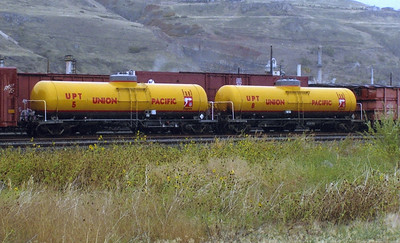 UPT 5 and UPT 8 at Salt Lake City, Summer 2008; John Nichols Photo