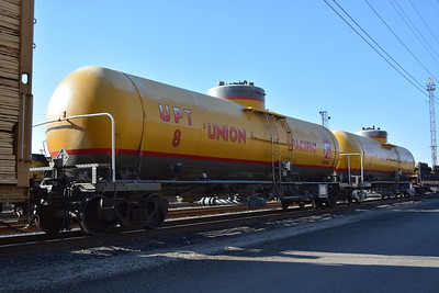 UPT 6 and UPT 8 at Provo, Utah, Nov 1, 2013; Ron Mitchell Photo