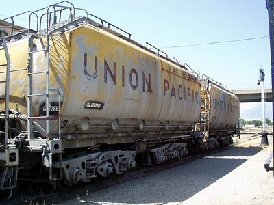 UP 903028 and 903029, Ogden, July 2005