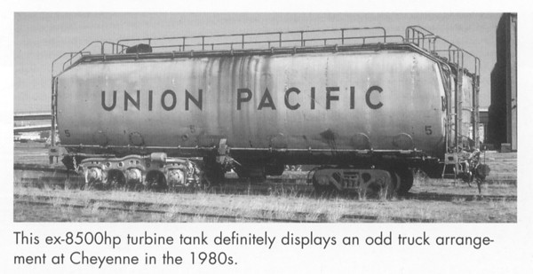 LA no. 5 at Cheyenne. (Lifted from The Streamliner, Volume 22, number 3, page 35)