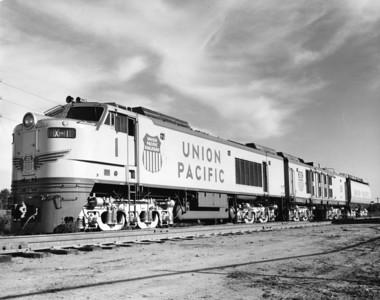 UP no. 1. (Union Pacific Photo)