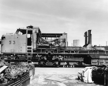 UP no. 53.(Union Pacific Photo)