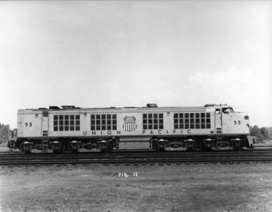 UP no.55. (Union Pacific Photo)