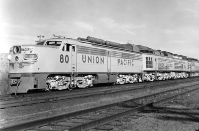 UP no. 80. (Union Pacific Photo)