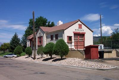 Morgan depot. July 2004.