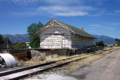 Morgan freight house. July 2004.