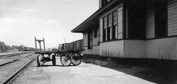 OSL Clearfield depot.
