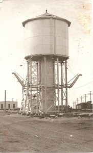 Milford water tank.