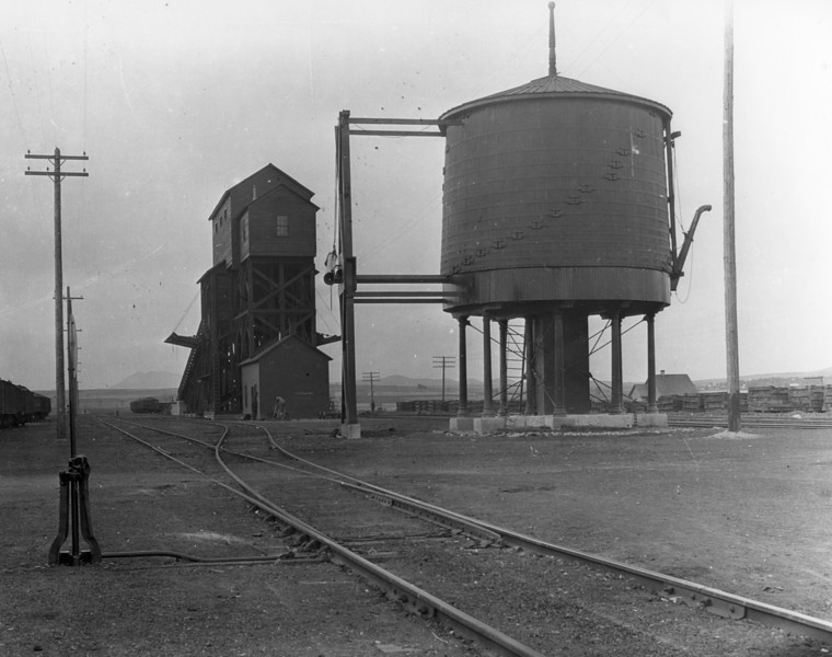 OSL Cache Junction. (Union Pacific Historical Collection)