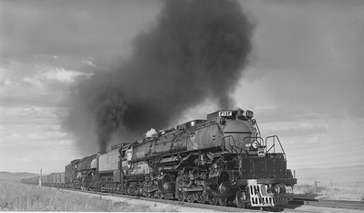 UP_4-8-8-4_4014-with-train_near-Granite-Canyon_June-25-1949_R-H-Kindig-photo