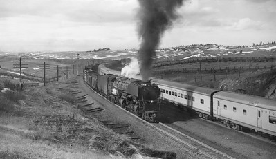 UP_4-6-6-4_3978-with-train_Sherman-Wyo_Nov-11-1951_R-H-Kindig-photo