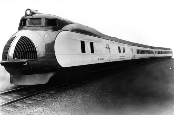 UP Streamliners (UPRR Photos)