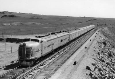 UP Streamliner (Kindig Photo)
