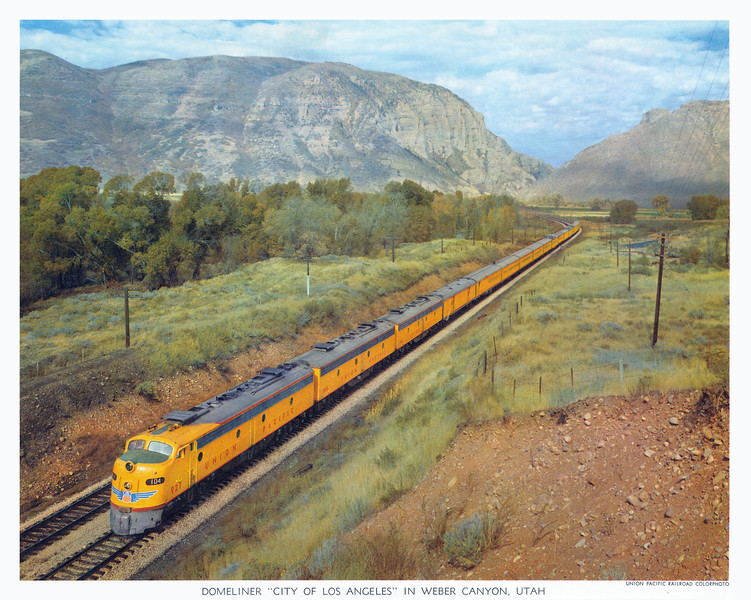 Union Pacific Colorphotos Donstrack