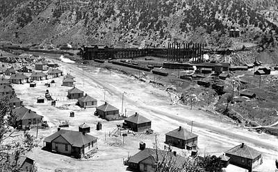 Sunnyside, 1914. (USGS Photo)