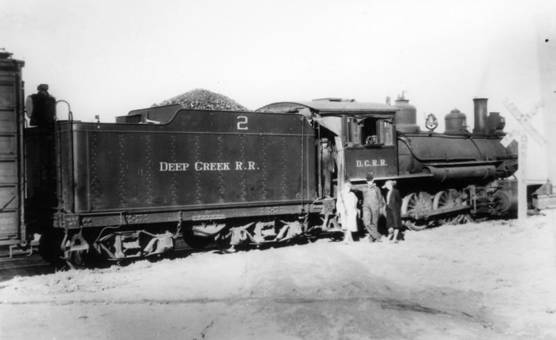 Deep Creek Railroad, Gold Hill, Utah