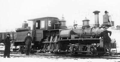 Salt Lake & Mercur, Manning, Utah, 1900
