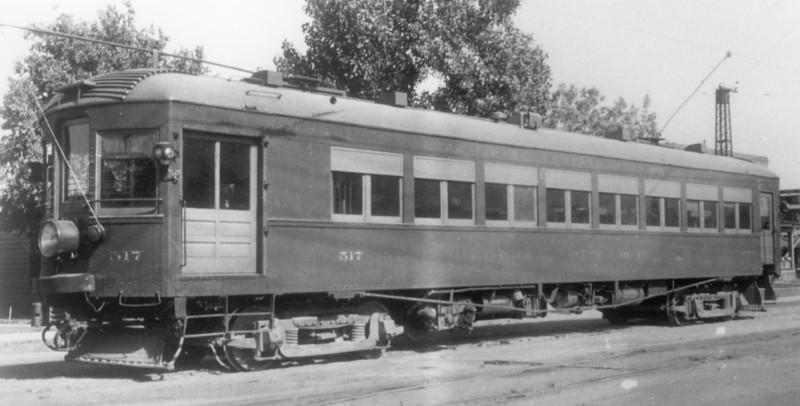 Utah Idaho Central 517. (Norm Priebe Collection)