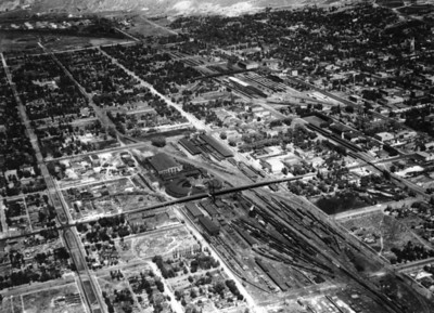 Salt Lake City. (Union Pacific Historical Collection)