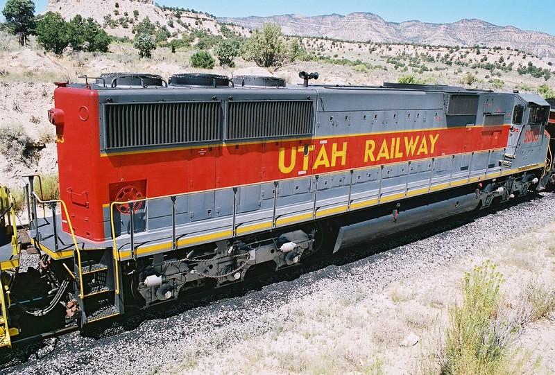 Utah-Ry_5003_Wildcat_UT_August_8_2004_b