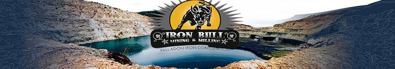 Iron Bull logo.