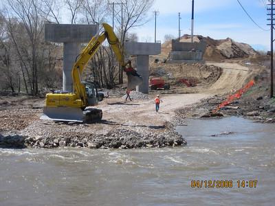 2006-04apr-12_Weber_River_West_Side_Rip-Rap_For_Girder_Erection