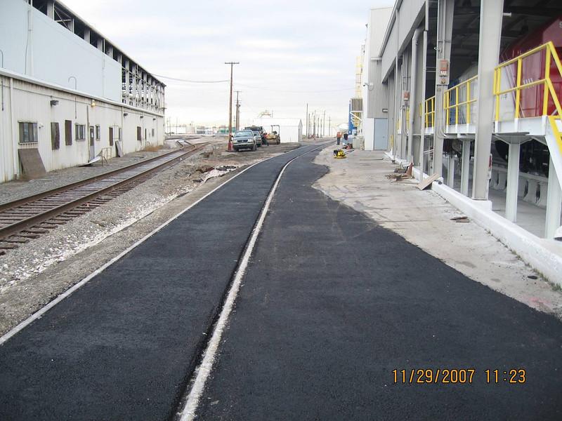 2007-11nov-29_Salt_Lake_City_Warm_Springs_Shop_Access_Road_Paving