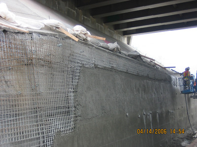 2006-04apr-14_Roy_5600S_Shotcrete_Wall_No_8