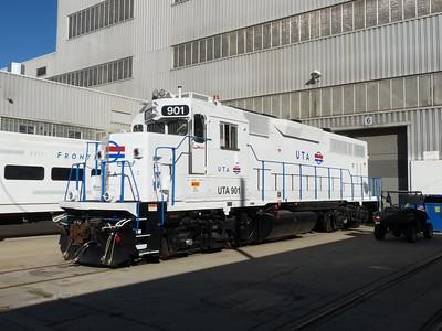 UTA GP40 (RP39-2C) 901