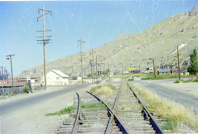 Bamberger at 800 North in Salt Lake City, looking north. (Vic Oberhansley Photo)