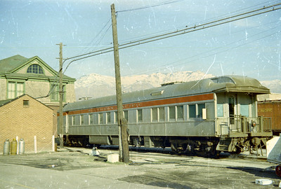 SP Business Car 131, Ogden. (Vic Oberhansley Photo)