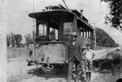 West-Side-Rapid-Transit_Car_Dinky-used-to-get-to-town_Cannon-Family