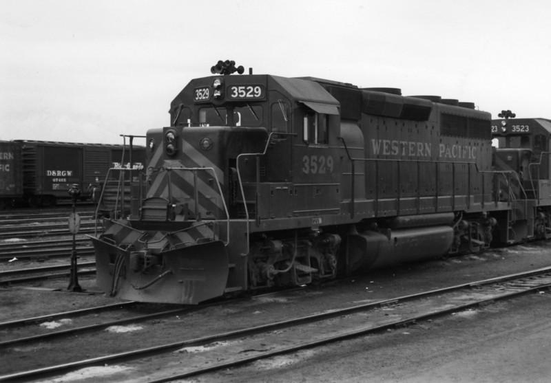 WP 3529, Roper. (Don Strack Photo)
