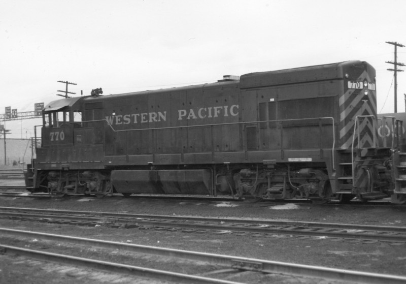 WP 770, Roper. (Don Strack Photo)