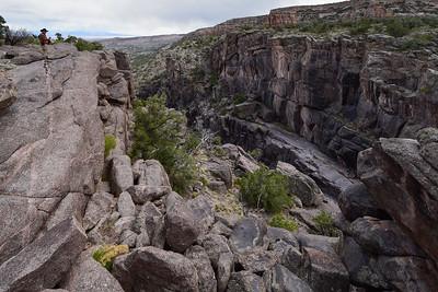Gorge, Ute Canyon