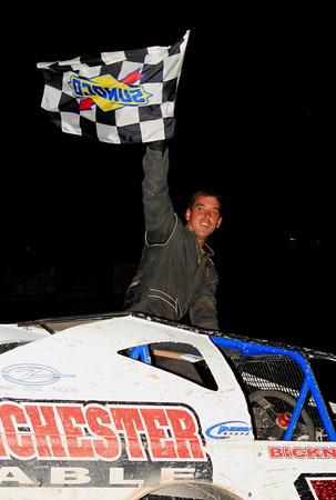 Utica Rome Speedway - New Yorker - 9/7/2015 - FISH
