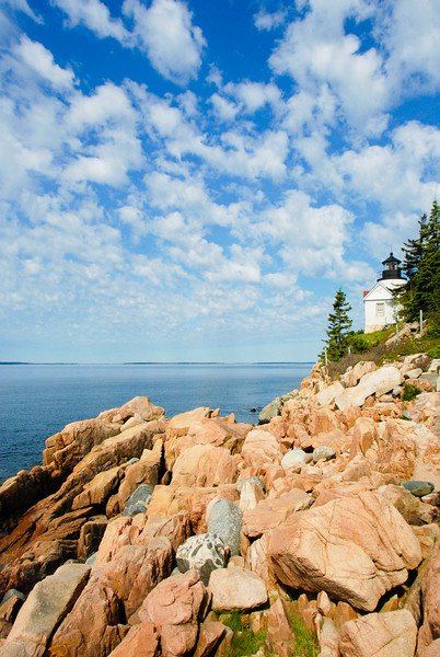 """<span id=""""title"""">Bass Harbor Head Lighthouse</span> The Southernmost point of Mount Desert Island. You can't go in or anything, but you can explore the area around the lighthouse, it's part of the national park."""