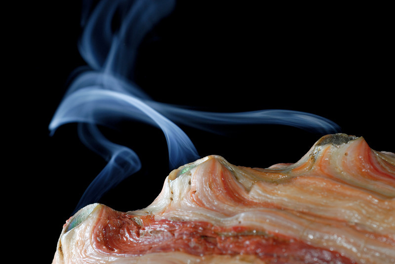 Bacon Volcanoes