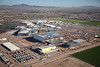 Intel Plant Chandler Arizona Construction Progress Aerial Photo 2011 Steve Porter