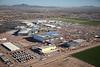 Intel Plant Chandler Arizona Construction Progress Aerial Photo 2011 Steve Porter