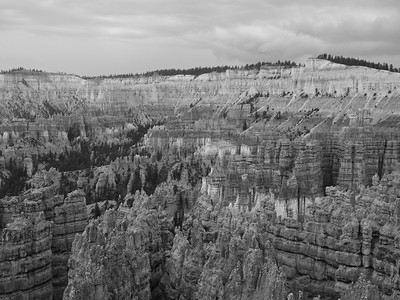 View from Sunset Point in Bryce Canyon National Park, Utah