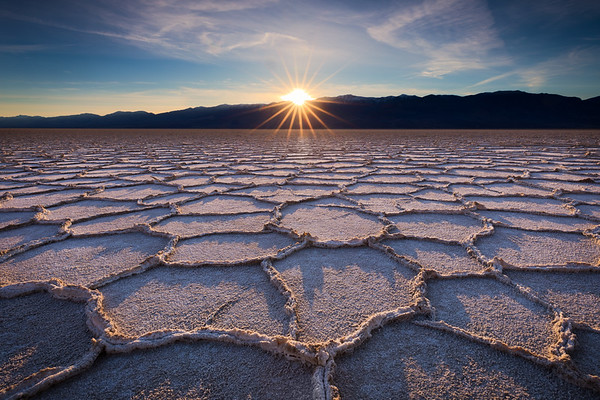 Badwater Death Valley NP California