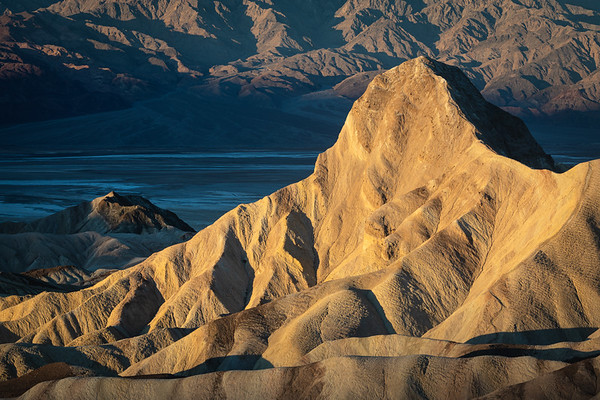 Zabriskie Point Death Valley NP California