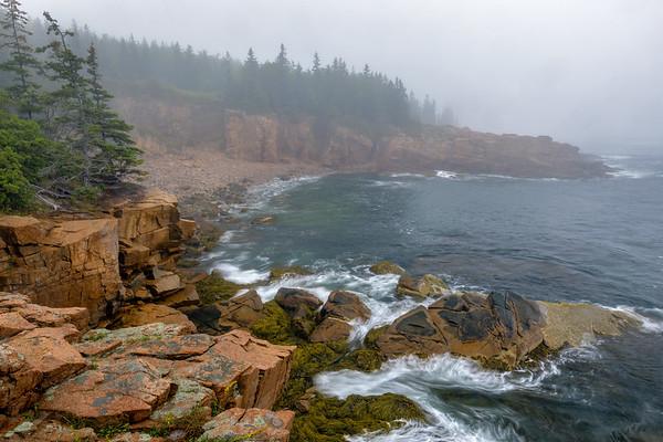 Monument Cove Acadia NP Maine